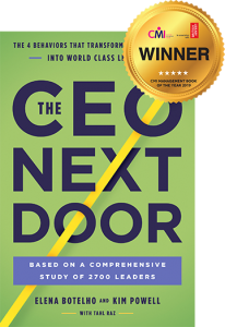 cover of book CEO Next Door