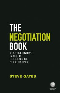 Cover The Negotiation Book