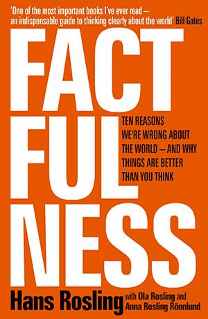 book cover factfulness