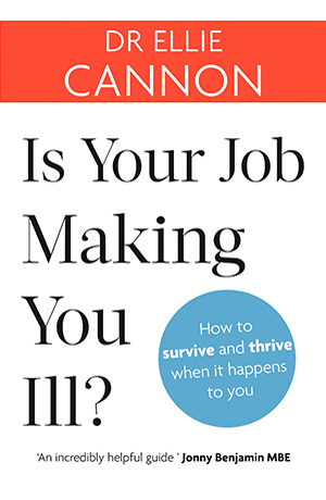 book cover is your job making you ill