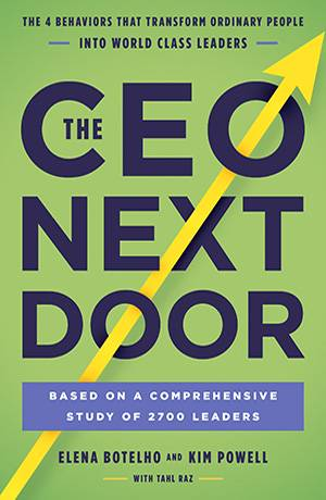 book cover the ceo next door