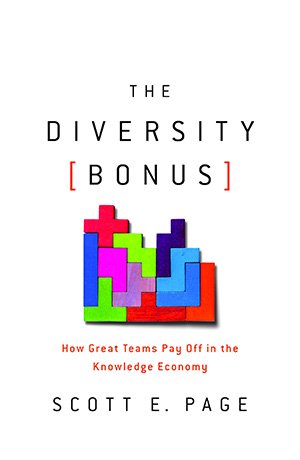 book cover the diversity bonus