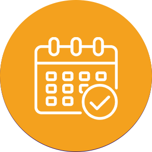 Events and Webinars Icon