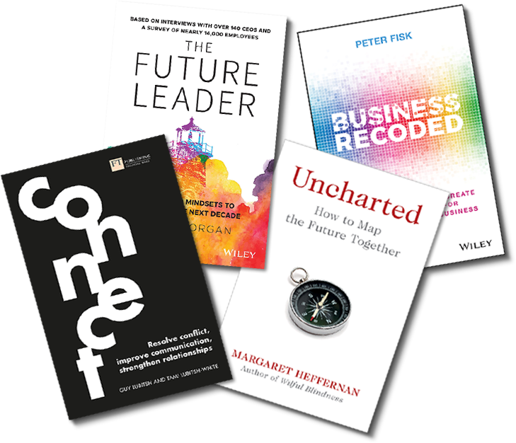 Management Book of the year shortlist 2021 book covers