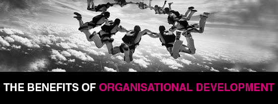 Benefits to an organisation