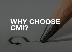 Why choose CMI