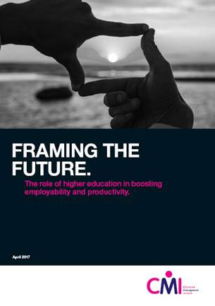 Framing the future - HE whitepaper