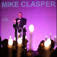 Presidents Dinner - Mike Clasper