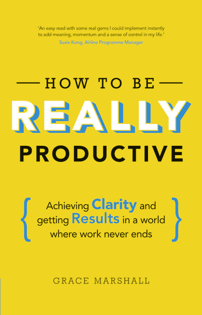 HowToBeReallyProductive