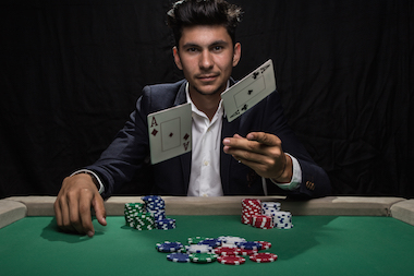 Poker In Berlin Casino