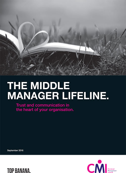 The Middle Manager Lifeline Report