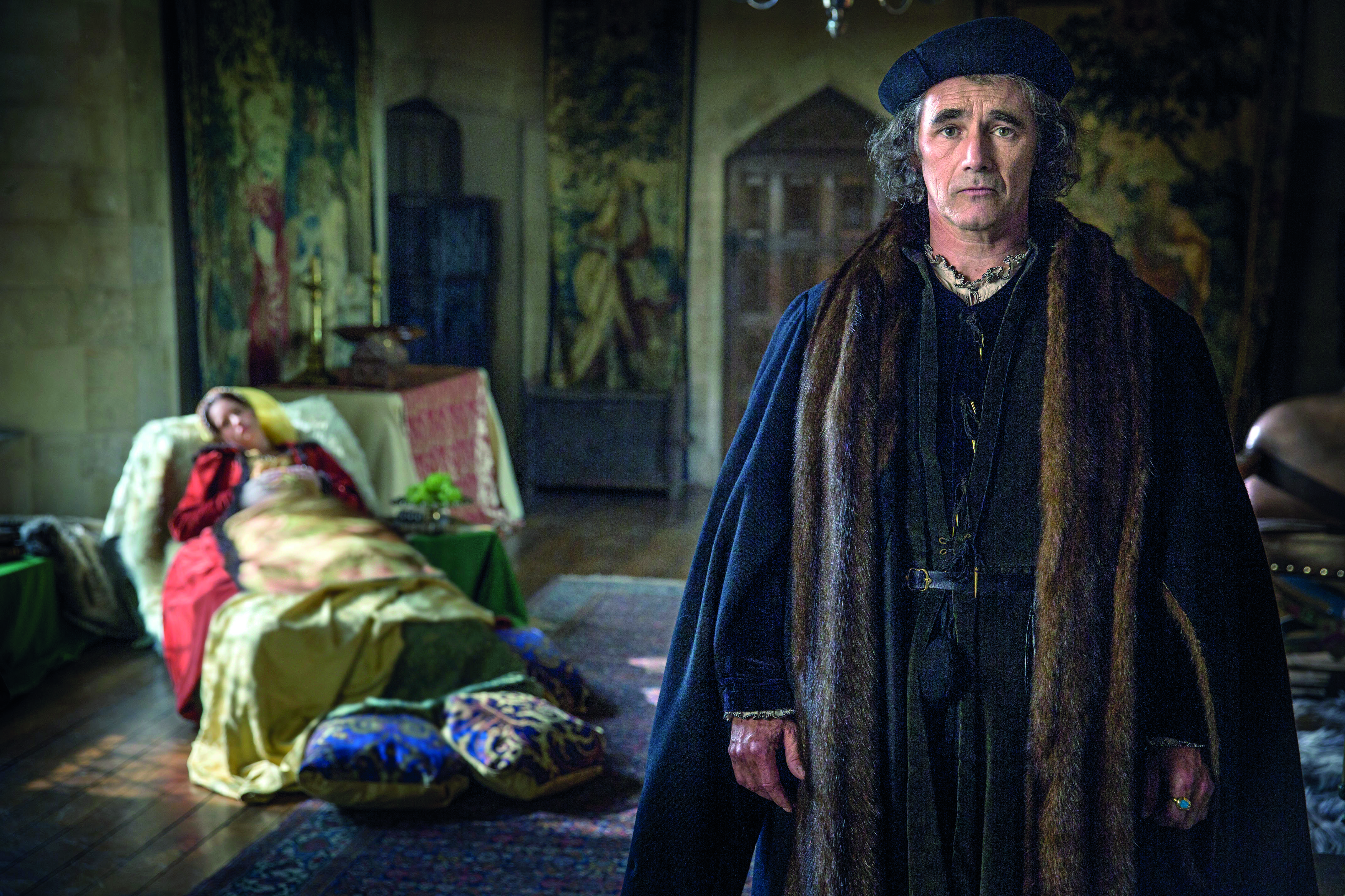 """WolfHall"""