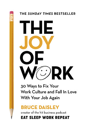 Thumbnail of The Joy of Work book cover