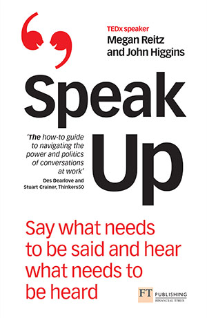 Thumbnail of Speak Up book cover