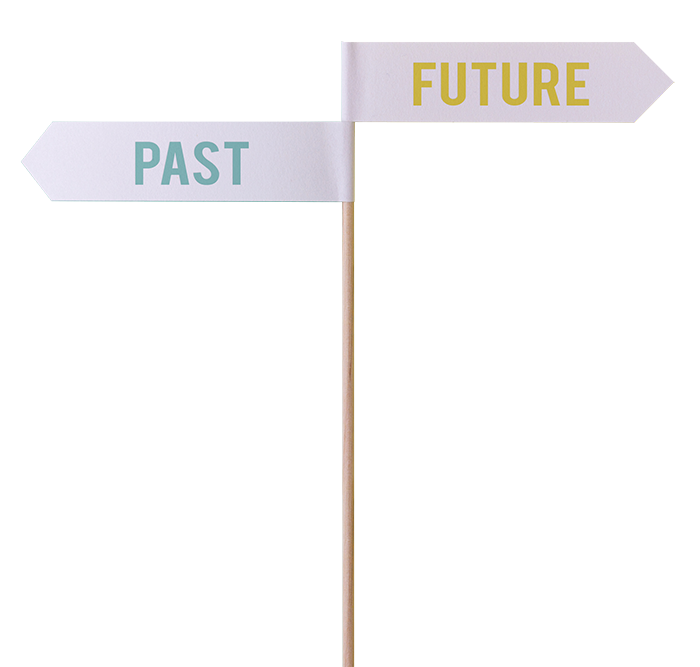 Past and Future Sign
